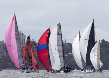 Sydney Harbour Regatta Trophies Decided