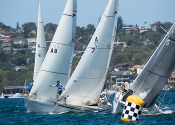 Sydney Harbour Regatta fleet surges past 150